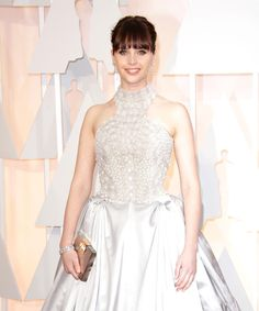 This red carpet trend was everywhere at the Oscars