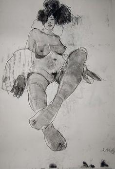 NUDE No. 3032 (100 x 70 cm), April 2013