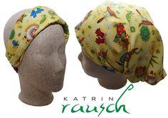 Haarband-Kopftuch Kombi