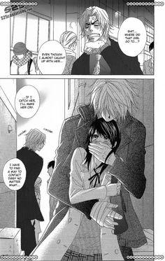 Read manga Dengeki Daisy 051 online in high quality Romantic Anime Couples, Romantic Manga, Anime Couples Sleeping, Anime Art Girl, Manga Art, Manga Anime, Anime Couples Drawings, Anime Couples Manga, Manga Couple