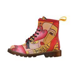 Heart Girl Boots Women