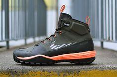 "Nike ACG Lunar Incognito Mid ""Green & Orange"" - EU Kicks: Sneaker Magazine"
