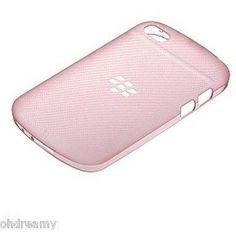 Blackberry Acc-50724-303 Ballet Soft Shell Cover For Rim Blackberry Q10