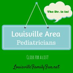 The Best list of Pediatricians in and around #Louisville