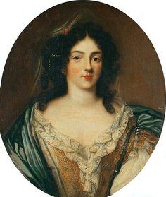 Claude de vin des Oeillets, companion and lady's maid to Athenais de Montespan. She was also an occasional mistress of Louis XIV