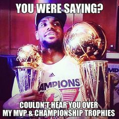 Finally Lebron wins! in 2012 the Miami Heats rules the NBA!