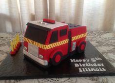 Fire Engine Truck (30 serves) $200