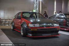 Foto da Semana: Toyota AE86 at Tokyo Auto Salon
