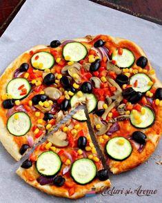 Ce poți pregăti pentru un meniu festiv de post (vegan) - Lecturi si Arome Vegan Recipes, Vegan Food, Vegetable Pizza, Hummus, Caramel, Vegetables, Per Diem, Homemade Hummus, Candy