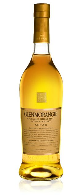 Glenmorangie Astar Bottle: Crème-brulee with a burst of mouth-watering pineapple, poached pears and apricots, smothered with vanilla custard. no relationship known, but like the distillery Scotch Whiskey, Bourbon Whiskey, Glenmorangie Distillery, Poached Pears, Single Malt Whisky, Wine And Liquor, Fun Drinks, Alcohol, Liqueurs