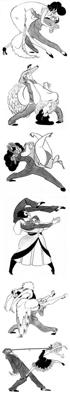 Dance Dump by Adoradora.deviantart.com on @deviantART