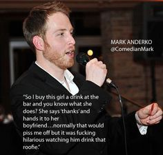 A brief overview of comedians