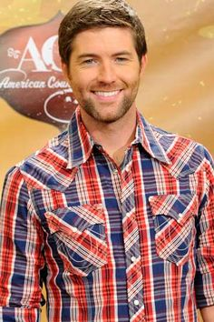 Josh Turner - who cares what he looks like this man's voice is responsible for many babies.