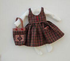 Black-Brick-Tan Jumper for IH BID | by Sweet Creations Doll Fashions