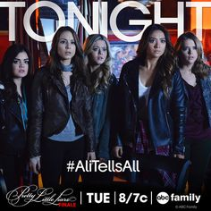 Did you guys watch the #PLL spring finale on 3/18?! What was your favorite part?