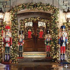 outside christmas decorations | Homemade Christmas Decorations For Outside Photograph | 120