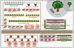 Garden Plan - 2015: Bruce LotBeen working and adding to this plot for several years, added the 3x18 this year. Full sun, lots of water required. Till in leaf cuttings from Cottonwood's for structure and Oak for ph, add several loads of fireplace ash from winter burning, rotate tomatoes, peas and peppers, and beets with spinach for best yields.