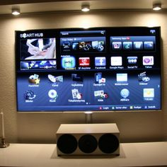 samsung smart tv. the best
