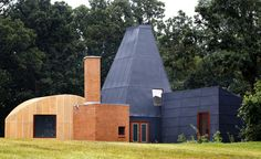 Pondering the cultural value of Frank Gehry's Winton Guest House | Photo courtesy of University of Saint Thomas | Archinect