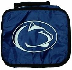 "Penn State Nittany Lions Insulated Lunch Bag Tote by Concept 1. $10.94. Officially licensed by NCAA. Made by Concept One.. Expands to 10"" x 5"" x 8"".. Velcro divider inside.. Penn State Nittany Lions Insulated Lunch Bag Tote. Penn State Nittany Lions Insulated Lunch Bag Tote. Penn State deluxe vinyl lunch box with full zipper. Penn State logo on front. Velcro divider inside. Expands to 10"" x 5"" x 8"". Officially licensed by NCAA. Made by Concept One."