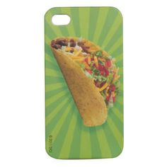 iPhone 4/4s Cover- Taco picture