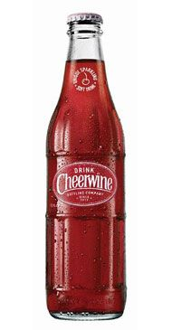 Cheerwine:  A favorite soft drink, found primarily in the South.  I haven't had this stuff since I was a kid.  I think they still make it.  Seems like I saw it in Wal-Mart not too long ago.