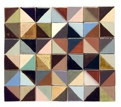 Cool mosaic pattern