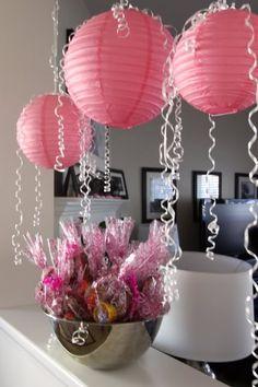 Pinkalicious Cupcake Party