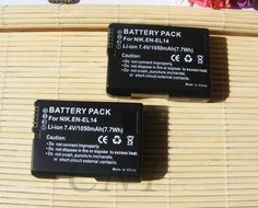New Genuine battery for Nikon DF
