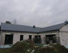 Projekt Ponza | Słoneczne Domy House Plans, Garage Doors, Houses, How To Plan, Outdoor Decor, Design, Home Decor, Home Layouts, Plants
