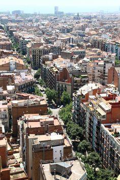 L'Eixample, Barcelona | Spain (by Rafael Spinola) ∞