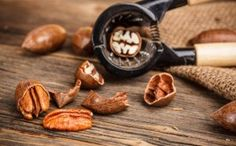 One of the most popular tree nuts, pecans have many benefits to offer. Health benefits of pecans include reducing heart disease risk to preventing cancer. Get Healthy, Healthy Life, Lentil Nutrition Facts, Food Nutrition, The Paper Bag, Paleo, Nutritional Cleansing, Snack Recipes, Healthy Recipes