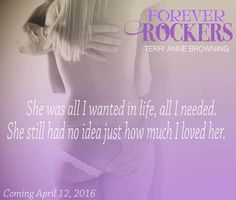#ReviewPost #MustRead Forever Rockers by Terri Anne Browning