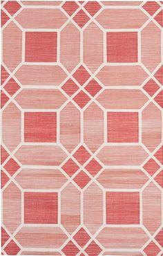 Madeline Weinrib - Cotton - Carpets  blush pink kenmare