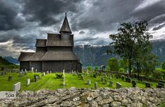 Urnes Stave Church, Norway by EuropeTrotter #1Top #Beautiful #Pics