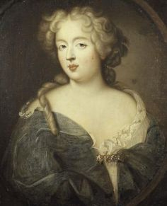 The last great female presence in the life of Louis XIV, Mme de Maintenon was first brought to the king's attention by Mme de Montespan. Serving at first as governess to Louis XIV's illegitimate children away from the prying eyes of the court, she later married the king in secret. Eventually Mme de Maintenon deposed her rival and became the dominant female force at Versailles, where she imposed a new sense of order and propriety.