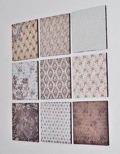 Ideas Leftover Wallpaper Ideas Diy Wall Art For 2019 Wallpaper Crafts, Bathroom Wallpaper, Trendy Wallpaper, Wallpaper Samples, Wallpaper Iphone Cute, New Wallpaper, Pattern Wallpaper, Wallpaper Ideas, Disney Wallpaper