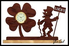 Lucky mini clock
