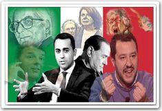 L'economia italiana dopo le elezioni.Debiti elevati, crediti inesigibili, molti disoccupati - e adesso?