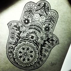 jewish hamsa tattoo - Google Search