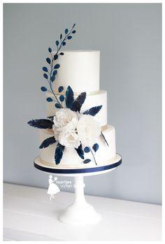 Taartjes van An - Bruidstaarten | mooie | maar | lekkere | bruidstaart | taartjes | trots | deze | eervolle | vermelding | voor | daily