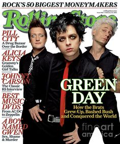Green Day - Rolling Stone.