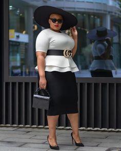 Women S Plus Size Dresses At Nordstrom Flattering Plus Size Dresses, Plus Size Wedding Dresses With Sleeves, Plus Size Black Dresses, Plus Size Outfits, Curvy Girl Fashion, Look Fashion, Fashion Outfits, Womens Fashion, Cheap Fashion