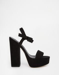 Image 2 of ASOS HIT THE JACKPOT Heeled Sandals