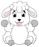 Free Svg file baby Sheep Card making and Scrapbook