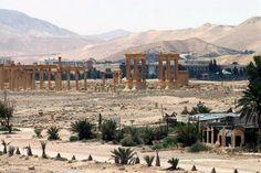SYRIE - Les jihadistes du groupe Etat islamique (EI) se sont emparés mercredi de la quasi-totalité de la cité antique de Palmyre, marquant un nouveau point contre le régime syrien et suscitant l'inqui...