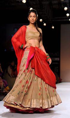 Gaurangs Regal Fusion Collection {Lakmé Fashion Week 2013}