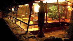 Slideshow tour of Frank Lloyd Wright's Taliesin West Frank Lloyd Wright Homes, Prairie School, Usonian, Oak Park, Park Homes, Glass House, My Dream Home, Scottsdale Arizona, Architecture