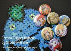 Chrono Trigger buttons!