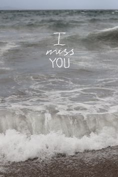 ★ I miss you. from Another Planet #quote